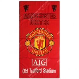 Манчестер Юнайтед полотенце пляжное