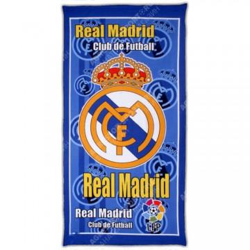 Реал Мадрид полотенце пляжное
